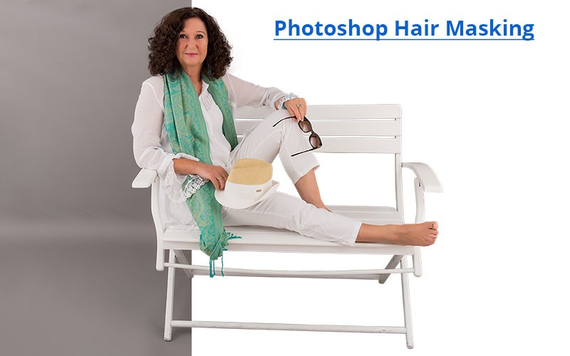 Learn Photoshop - How to Mask Hair in Photoshop